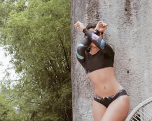 Clarissa 300x239 ¿Cómo es que Clarissa Molina mantiene ese cuerpo fuifuiu?