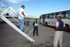 Llegan 68 criollos deportados de Estados Unidos