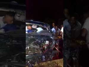 Hato Mayor 300x225 Accidente fatal en Hato Mayor; 3 muertos y 15 heridos