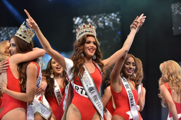 IMG 20170827 025511 600x399 La nueva Miss República Dominicana 2017