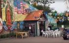 Mexicanos en Nueva Jersey se prenden 1024x485 1 300x188 Se quillan con alcalde dominicano en NJ por borrar mural de la Virgen