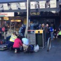 Otro atropello masivo, ahora en Sídney