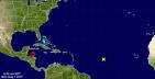 Tormenta tropical Franklin Se forma en el Caribe la tormenta tropical Franklin
