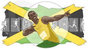 Usain Bolt 300x169 Así se despidió Usain Bolt