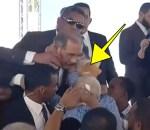 danilo 150x130 Video: Don le da un jalón a Danilo al tratar de saludarlo