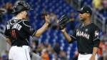 jarlin garcia 150x84 Pitcher dominicano a lista de lesionados (MLB)