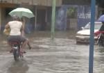 lluvias 150x105 Ojo! – Alerta Verde pa' 14 provincias en RD