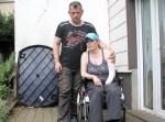 sonja kujas 150x111 Perdió las piernas y un antebrazo tras picadura de mosquito