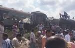 tren 150x96 Chocan dos trenes en Egipto: Al menos 21 muertos