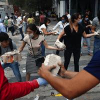 TERREMOTO SACUDE A MÉXICO