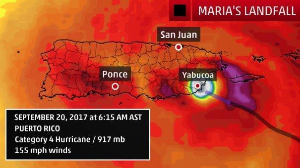 pr EN VIVO   MARÍA GOLPEA PUERTO RICO