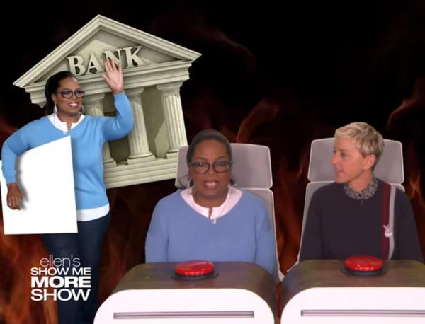 Oprah Winfrey 600x458 Oprah Winfrey va al banco por primera vez desde 1988 para depositar US$2 millones