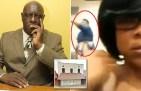 Pastor pega cuerno 300x193 Video: Interrumpe a pastor y le dice pega cuerno