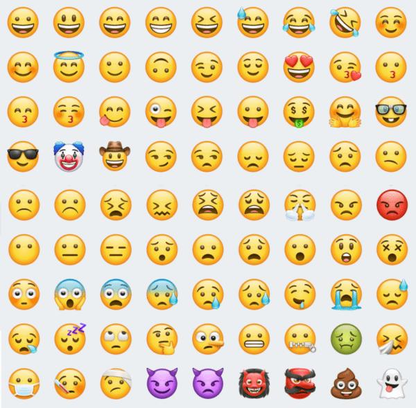 WhatsApp 2 600x589 WhatsApp lava la cara con jabón de cuaba a sus emojis