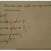 Viral -  La genial respuesta de un carajito en un examen de matemáticas