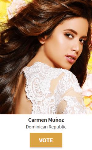 Carmen 300x487 Vota por Carmen Muñoz en Miss Universo 2017