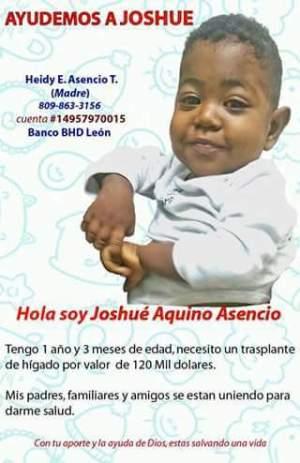 Joshue 300x463 Ayudemos a este niño dominicano