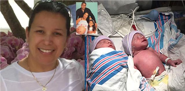 Dominicana muere durante parto de mellizas