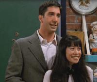 Ross 200x169 Así está hoy la jeva de Ross en Friends