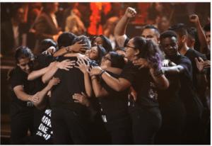 dream 300x206 VIDEO   Alejandro Sanz y los soñadores Latin Grammy 2017