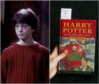 harry 200x169 La crema! Libro de Harry Potter vendido en 118,000 euros