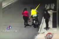 santiago 200x133 Video: La habilidad de este ladronazo