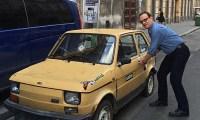 tom hanks 200x120 El carrito que Polonia le regaló a Tom Hanks