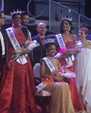 Denise Romero, la nueva Miss Mundo Dominicana 2018
