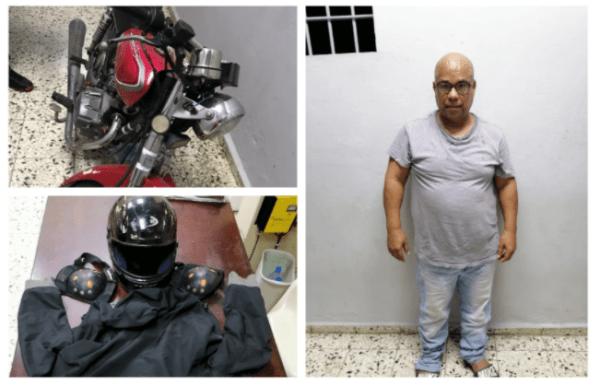 Rostro de uno de los tipos en el caso de Yanelis | Remolacha - Noticias Republica Dominicana