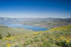 Lake Chelan from Chelan Butte