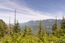 俯瞰 Ragged Ridge