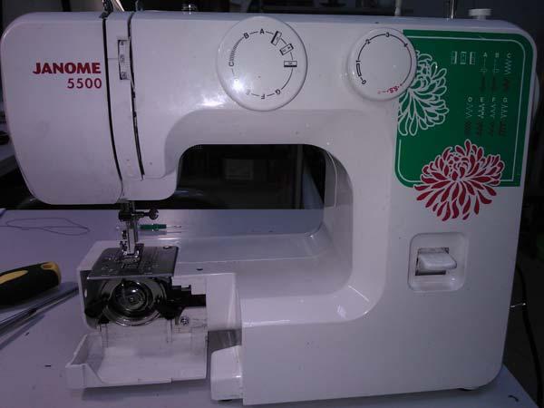 Janome 5500