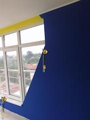 обръщане на прозорци с гипсокартон