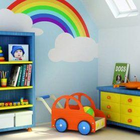 цветове за детска стая