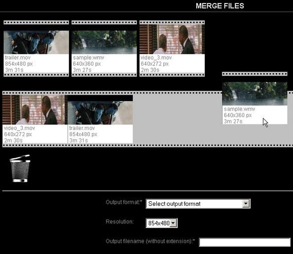Обрезка и объединение видео в Video Toolbox
