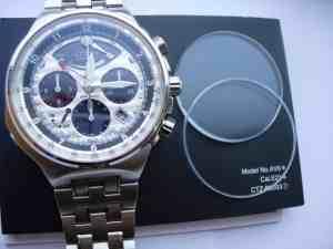 Смяна на стъкла, каишки и уплътнения на часовници