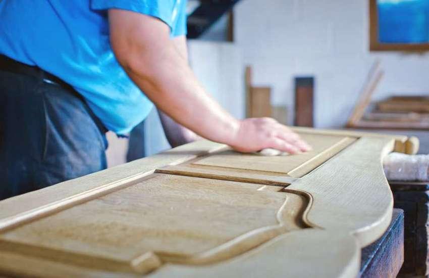 Pour la fabrication de meubles les plus souvent utilisés des cépages 2 variétés