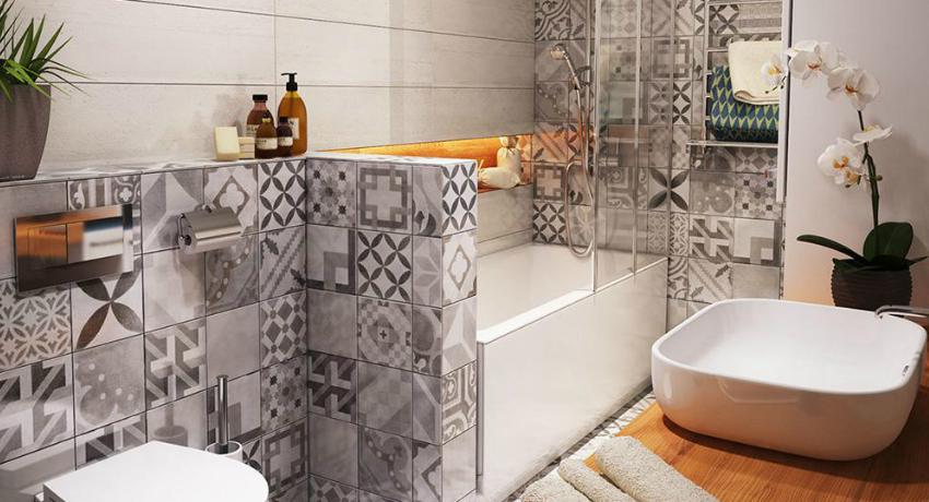 дизайн ванной фото 1