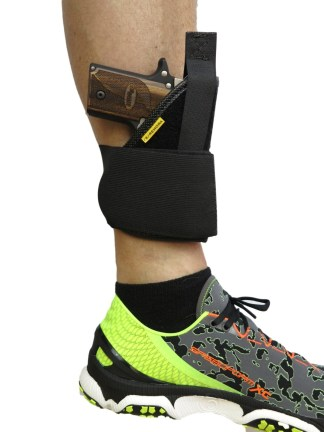 holster ankle strap