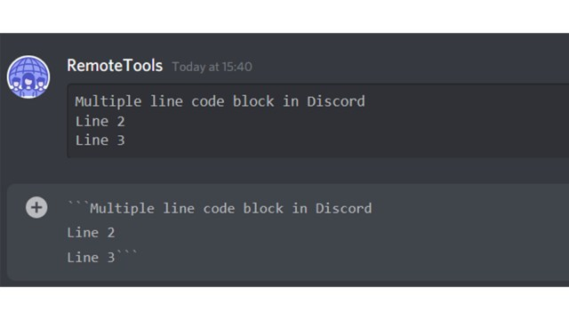 Discord Text Formatting - A complete guide to formatting text on