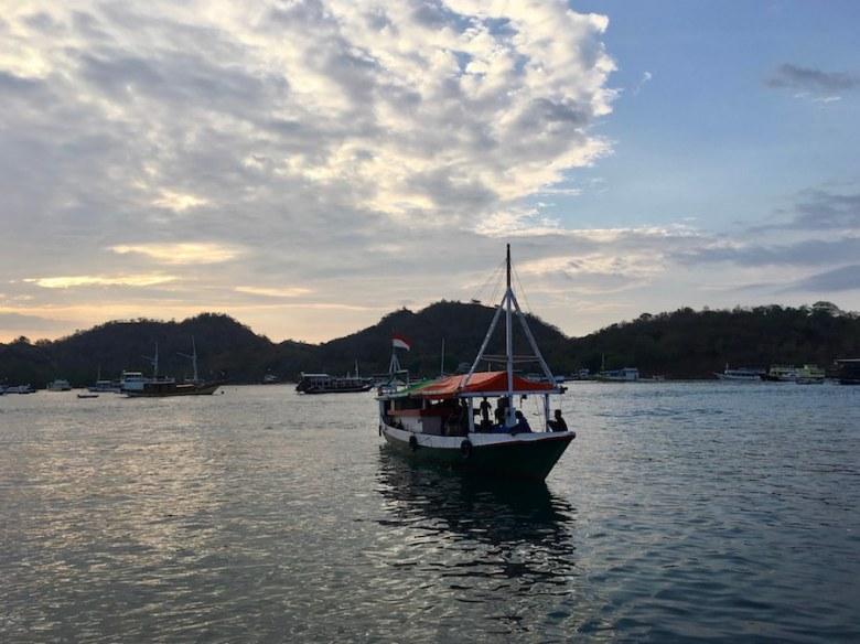 Komodo Labuan Bajo Boat Harbour