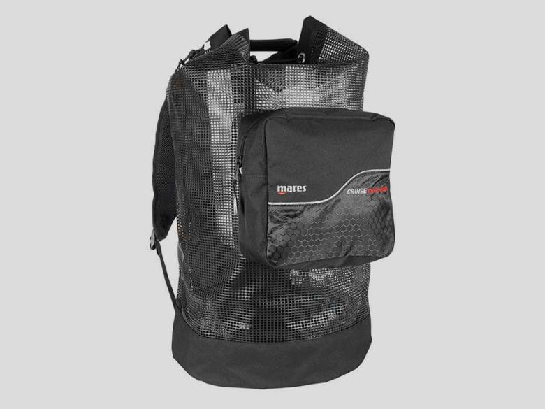 Mares mesh bag hold-all