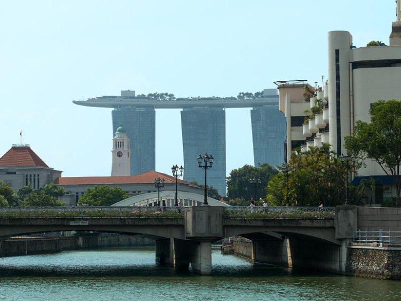 The Marina Bay Sands Hotel Singapore