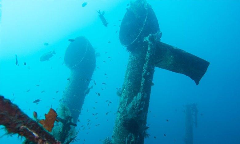 Kubu Dive Site in Tulamben Bali
