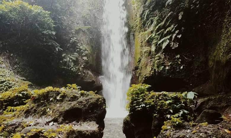 Manuaba Waterfall in Bali