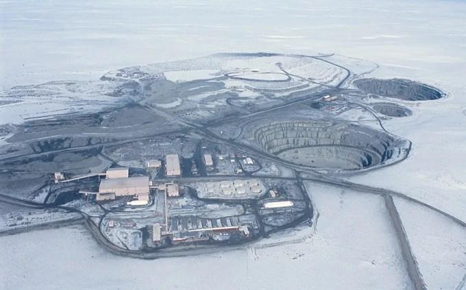 Ekati Diamond Mine and Other Mining Jobs in Northwest