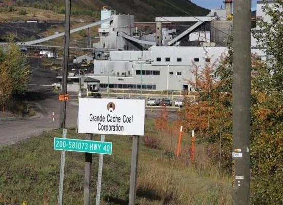 Grande Cache Coal Mine - Now Hiring Heavy Equipment