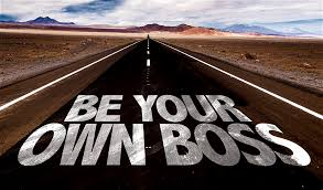 Image result for be your own boss images