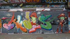 Kudos graffiti