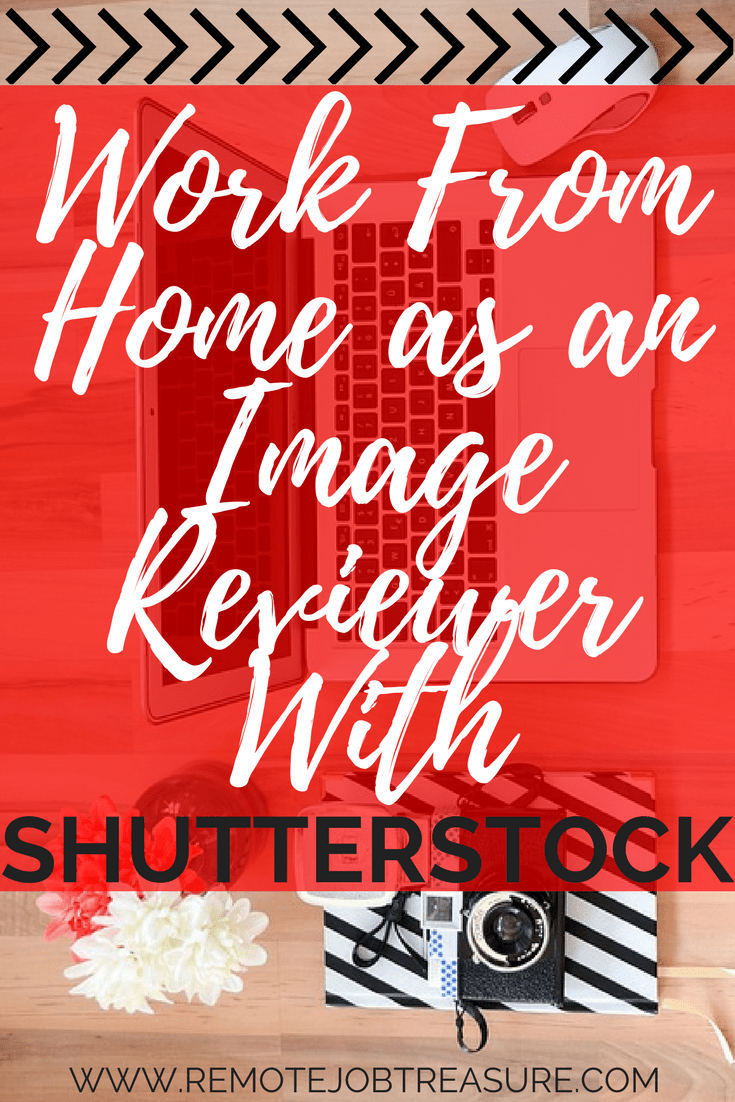 Shutterstock work from home